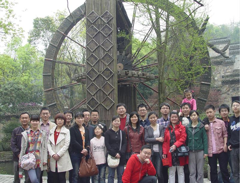 2012年浙西大峡谷旅游